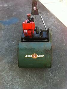 "Scott Bonnar 17"" Reel Mower (Running) Clearview Port Adelaide Area Preview"