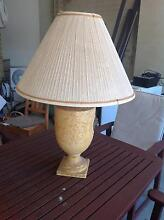 Versace inspired table lamp West Leederville Cambridge Area Preview