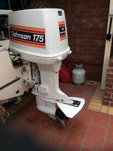 175hp Johnson outboard Sunbury Hume Area Preview