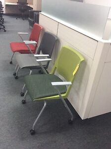 Multiple chairs