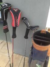 Golf Clubs For Sale (Left Handed) Stirling Stirling Area Preview