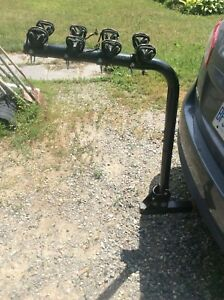 4 Bike Rack for 2 inch or 1 1/4 inch receiver