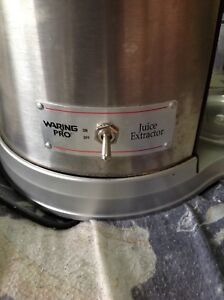 Wering pro juice extractor brand new never used