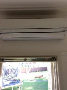 Panasonic inverter reverse cycle air conditioning split system Caringbah Sutherland Area Preview