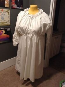 Custom-Made Nightgown in Women's Size L/XL