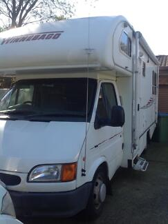 REDUCED $35000 AS IS.  rv six berth car licence Bayswater Knox Area Preview