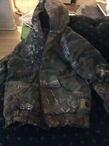 Youth size small jacket