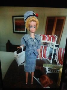 Vintage Barbie.......Rare Midge Barbie is from 1963