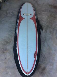 Longboard Malibu 9' EXCELLENT CONDITION LIKE NEW Belmont Lake Macquarie Area Preview