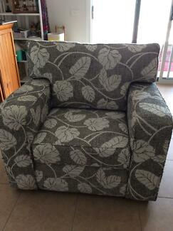 Lounge - 2 seater, single armchair and matching ottoman