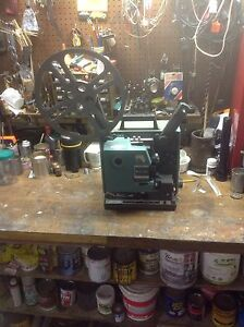 16mm movie projector