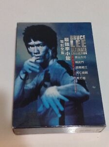 Collection DVD Bruce Lee