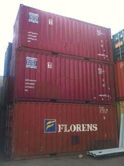 Sea Shipping Container 20ft