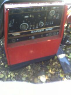 Welder ranger 405 Kubota engine only no radiator