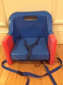 Child's Safety First Booster Seat