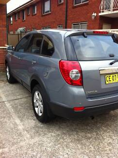 HOLDEN CAPTIVA 7 Seater 2010 AUTOMATIC in IMMACULATE Condition Lakemba Canterbury Area Preview
