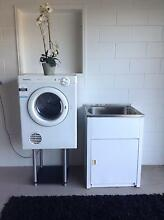 Simpson CLOTHES DRYER and 45L Laundry Trough with Cabinet Annandale Townsville City Preview