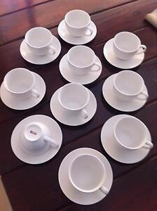 Tea Cups & Saucers - Maxwell Williams Wembley Downs Stirling Area Preview