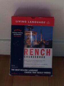 Living Language French Coursebooks & CDs