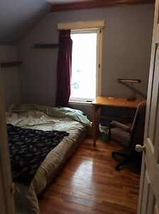 Charming room for rent(Garneau)