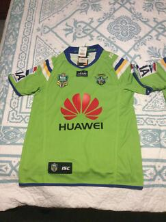 Canberra Raiders Adults 2015 Home Jersey