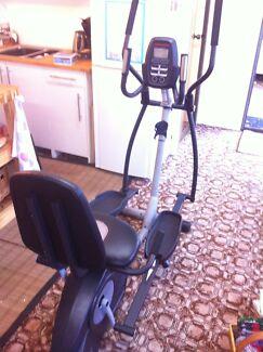 ProForm Hybrid trainer, recumbent bike and elyptical Hamilton Hill Cockburn Area Preview