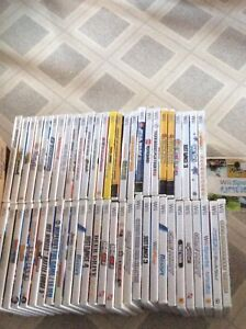 Wii Games if the game not mark its Sold