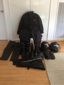 Motor cycle gear In excellent condition Rosebud Mornington Peninsula Preview