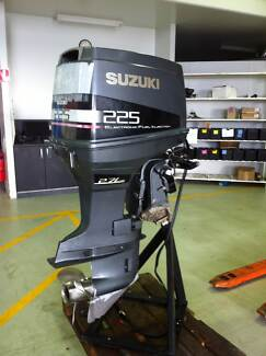 "Suzuki 225 EFI 2 stroke 20"" shaft in good condition only 472 hrs Wangara Wanneroo Area Preview"