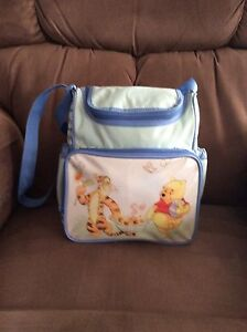 Bag of Baby Items