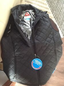 New with tags and original receipt women's Columbia vest.
