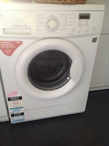 LG White Washing Machine Concord Canada Bay Area Preview