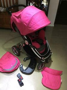 Pink agile plus with accessories, in excellent condition Currans Hill Camden Area Preview