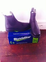 BLUNDSTONE DRESS BOOTS BLACK West Perth Perth City Preview