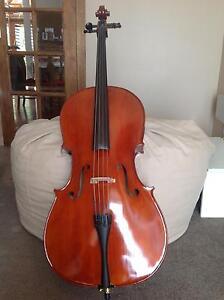 Cello, Salieri SC2 4/4 Ballarat East Ballarat City Preview