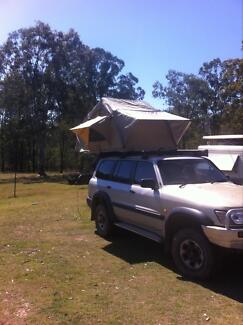 Austrack roof top tent & Roof Top Tent | Camping u0026 Hiking | Gumtree Australia Gympie Area ...