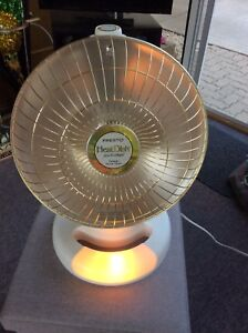 Parabolic Heater With Light