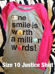 Justice and Triple Flip Clothing