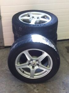 AEZ Alloy rims, BMW 300 series