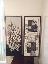 Framed Paintings Bolwarra Heights Maitland Area Preview