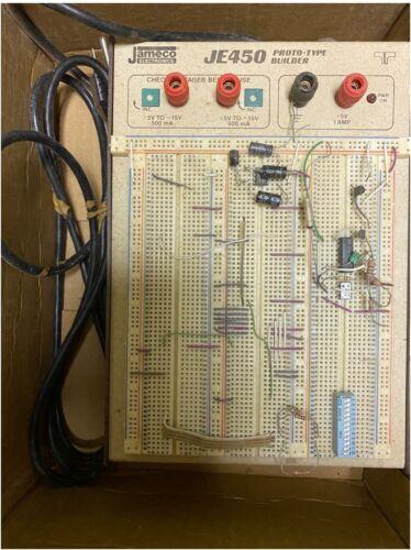 Jameco Electronics JE450