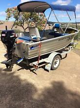 2007 Quintrex Dory 420 WB Toowoomba 4350 Toowoomba City Preview