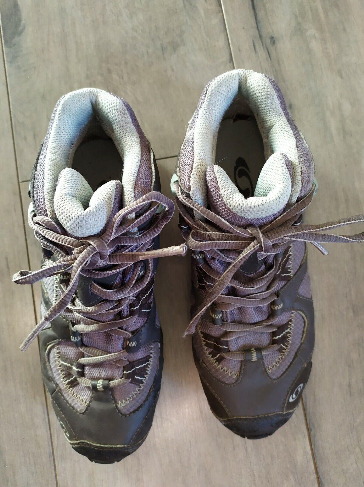 Chaussure de randonnée homme, très bon état, peu servie, salomon, taille 37