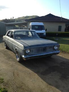1968 xt Ford Fairmont Bagdad Southern Midlands Preview