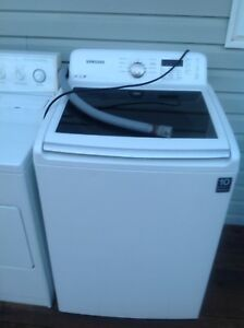 Free washer dryer