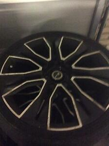"Ford Territory 22"" pentagon rims,wheels Coomera Gold Coast North Preview"
