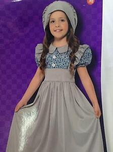 Girls Victorian/Colonial School Girl Costume Brendale Pine Rivers Area Preview