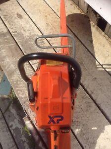 Husqvarna 61 XP (extra power) chain saw