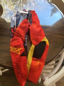 Fox motocross/dirt bike pants