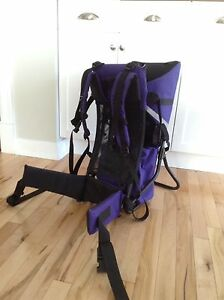 Outbound hiking baby carrier pack
